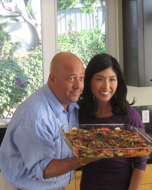 Travel Channel's Bizarre Foods with Andrew Zimmern, Oct 14, 2008