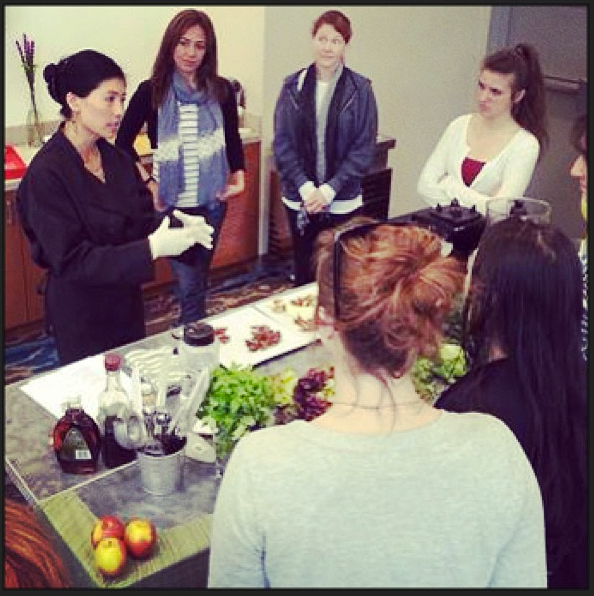 Ani's Raw Food Certification Courses